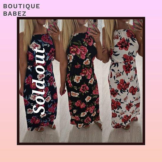 Floral Maxi Dress £21.99