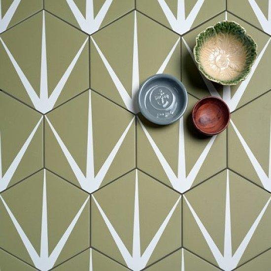 Lily Pad Porcelain New Leaf