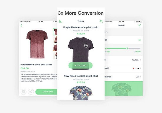 £24.44 Off your 1st E-Commerce app build payment