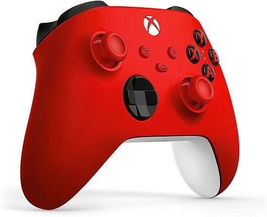 OFFICIAL XBOX SERIES X & S WIRELESS CONTROLLER – PULSE RED: £54.99!