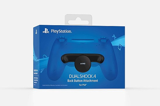 PLAYSTATION 4 DUALSHOCK 4 BACK BUTTON ATTACHMENT - GAME EXCLUSIVE: £25.99!