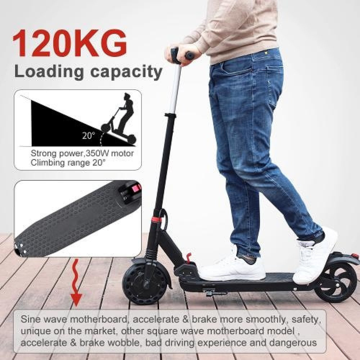 Win an AOVO Electric Scooter