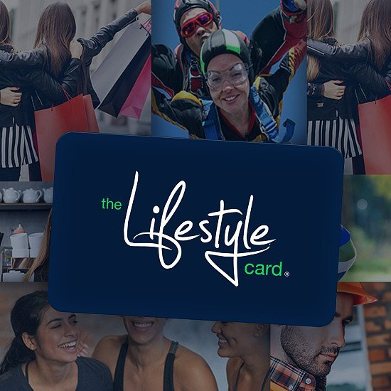 There are SO many categories on our website which the Lifestyle Card provides discount for!