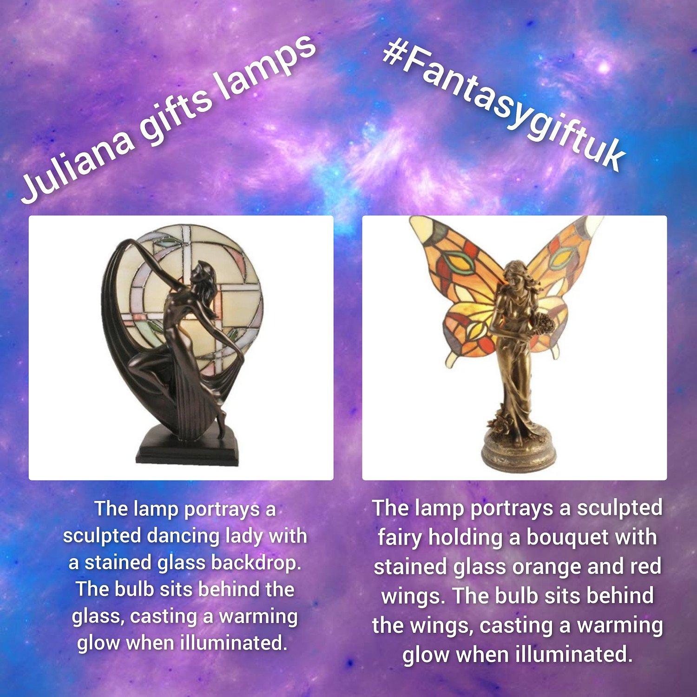 Juliana gifts lamps