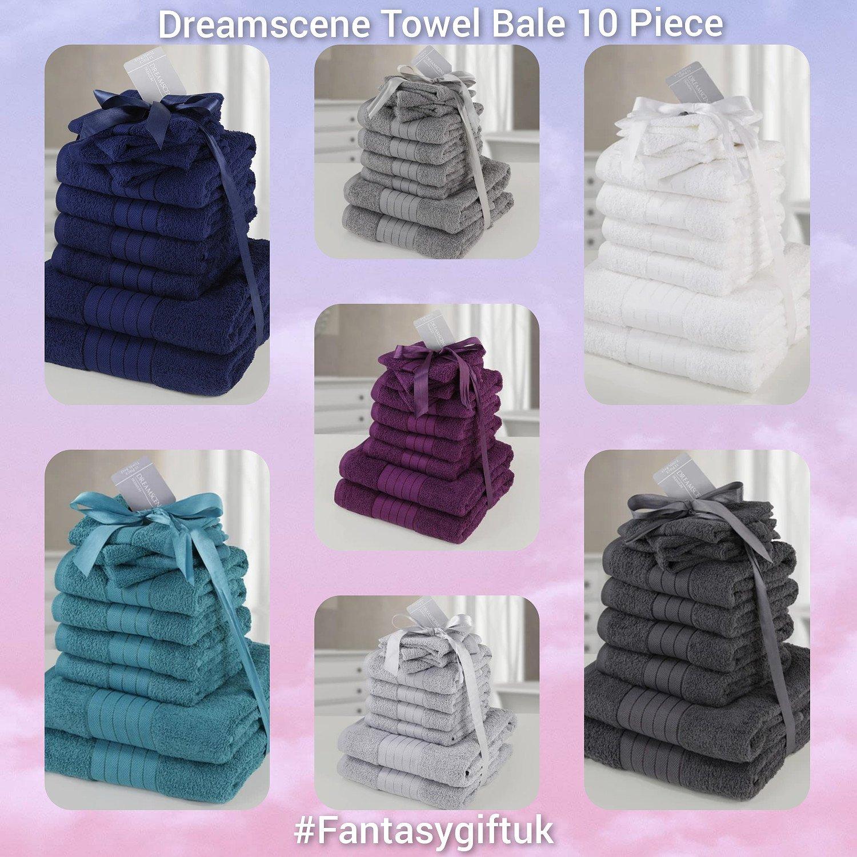 Dreamscene towel bale 10 piece ....