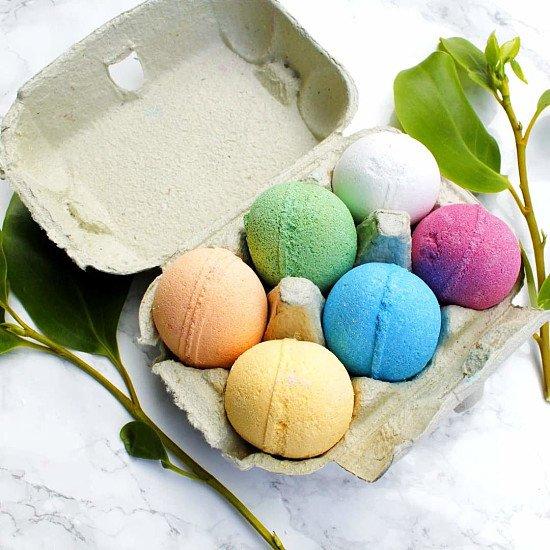 Easter Egg Bath Bomb Bundle