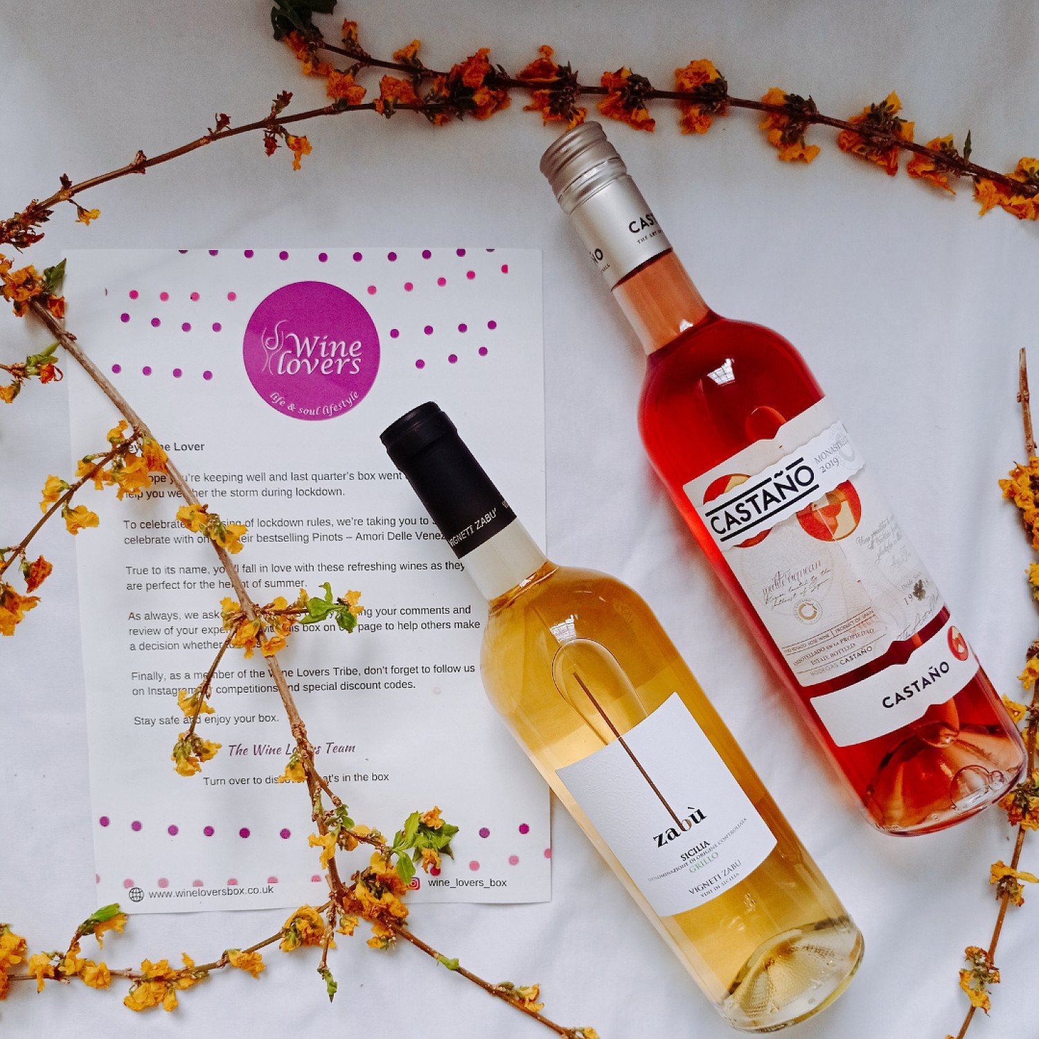 Spring Wine Lovers Box is here!