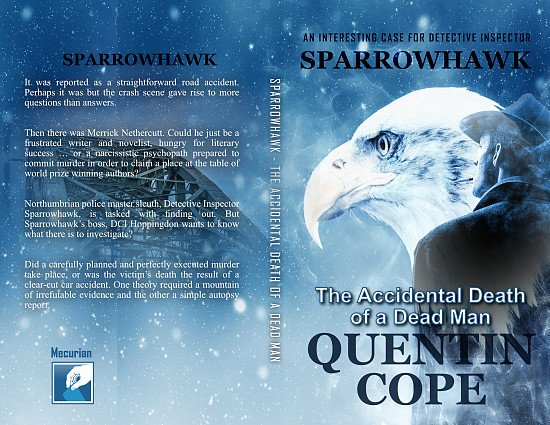 New release coming shortly from Mecurian Books
