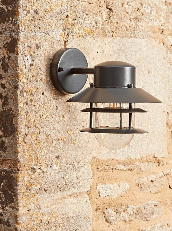 NEW Tiered Cage Wall Light - Off Black: £75.00!