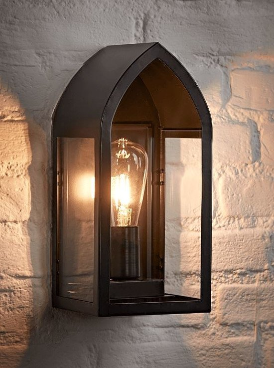 NEW Arched Box Lantern: £150.00!