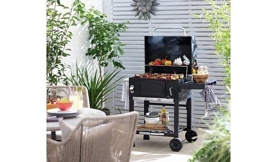 Argos Home American Style Charcoal BBQ - £110.00!