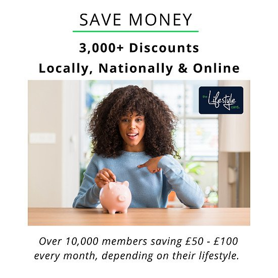 ACCESS OVER 3,000 DISCOUNTS