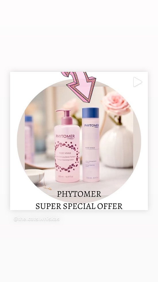 PHYTOMER BUY ONE GET ONE FREE ! 😻