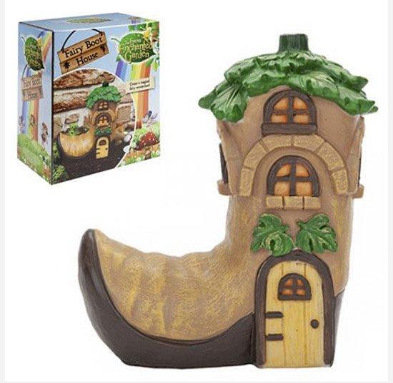 Fairy Garden Boot House