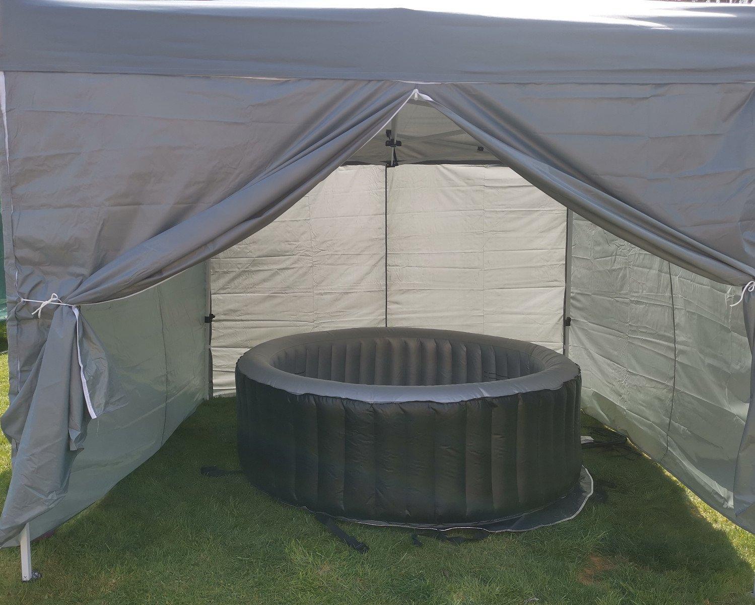 25% off hot tub hire