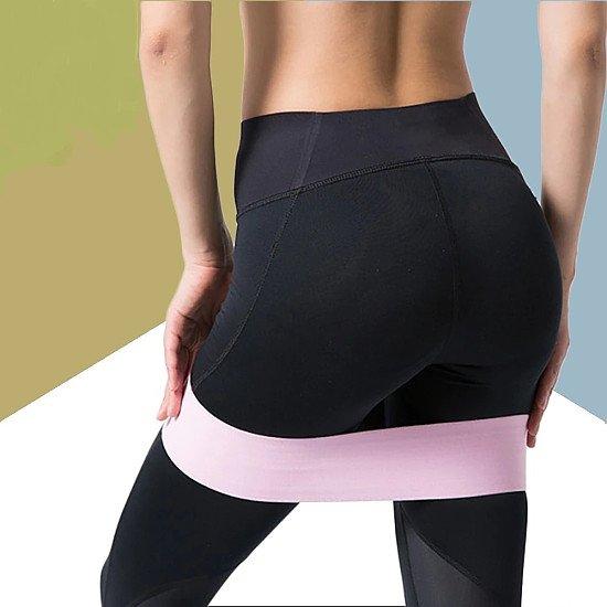 Unisex Non Slip Exercise Band - Hip and Leg Fitness