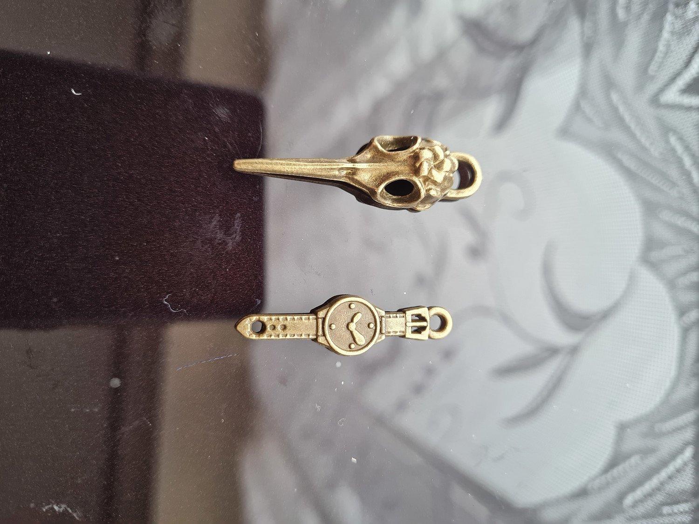 Steampunk or Goth Jewellery