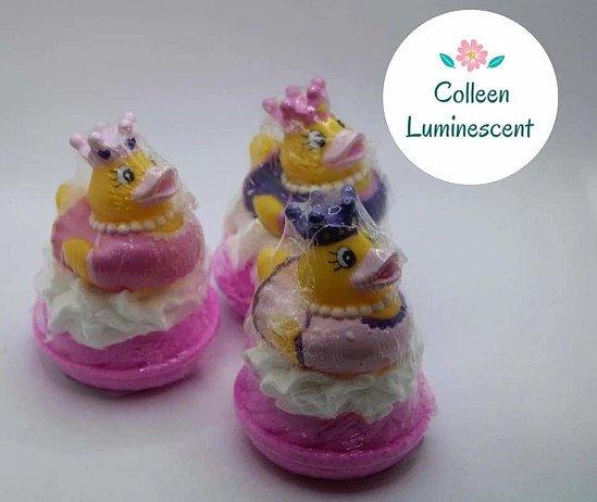 Princess Ducky Bath Bomb