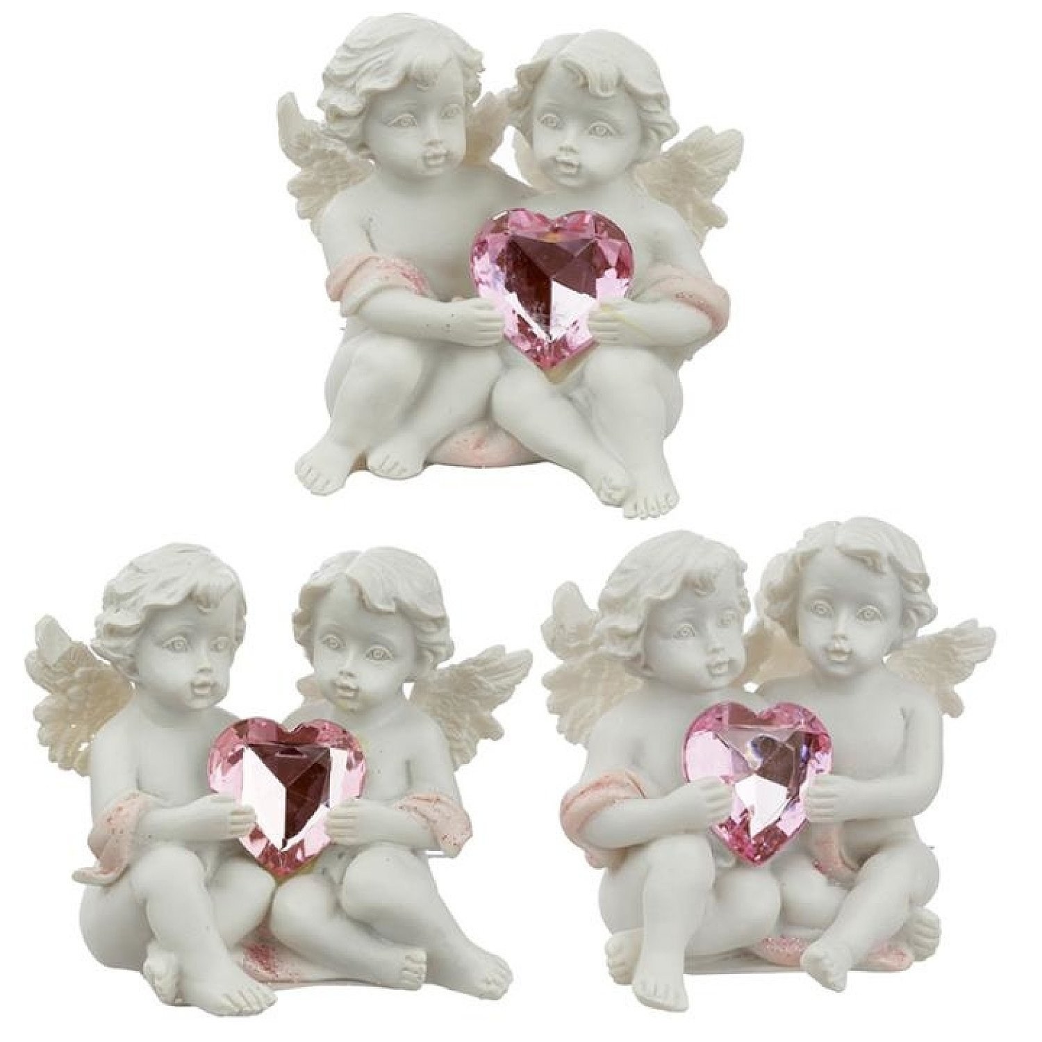 Collectable Peace of Heaven Cherub - Forever Love Free Postage