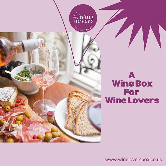 Save £££ on the Wine Lovers Box