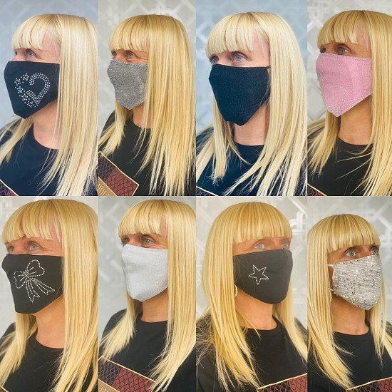 Face Masks -8 Styles  ☆☆ £2.99 ☆☆