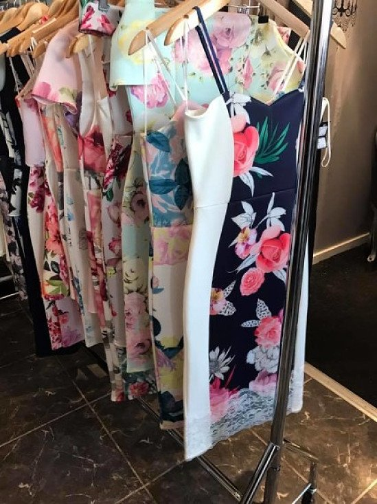 Assorted summer dresses up to size 18 £10-£15