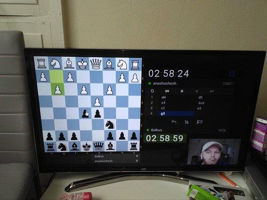 Chess stream