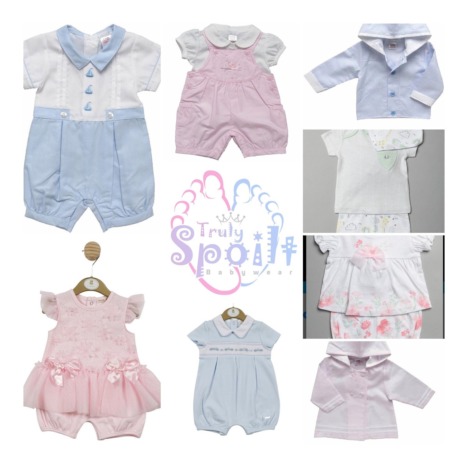 Many items in stock