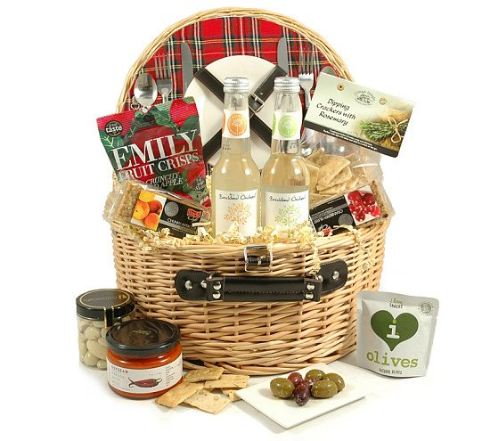 SUMMER HAMPERS - Picnic Treats for Two, £70.00!