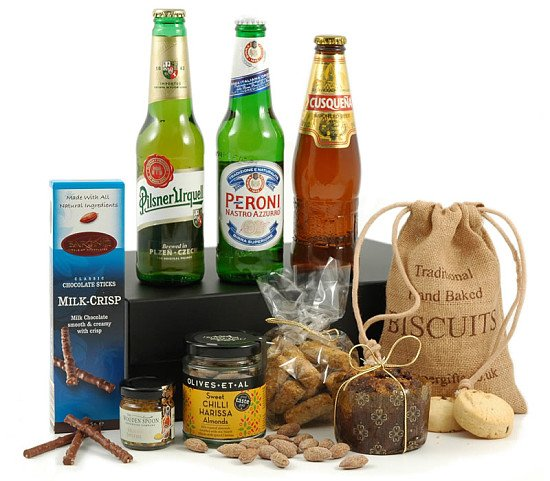 SUMMER HAMPERS - Premium Beer Box, £39.99!