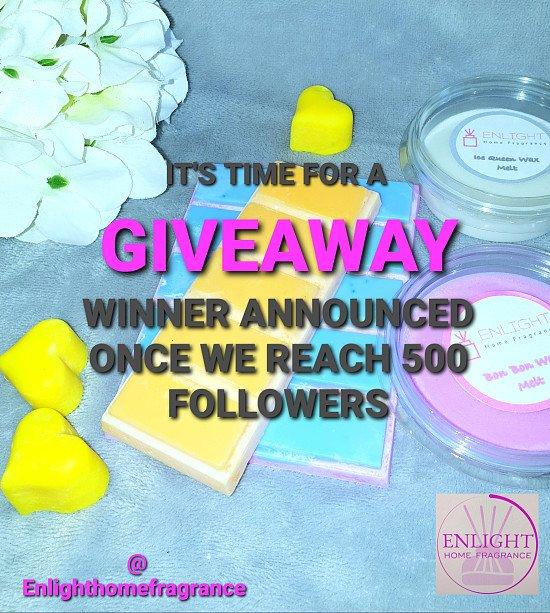 Help us reach 500 Instagram followers