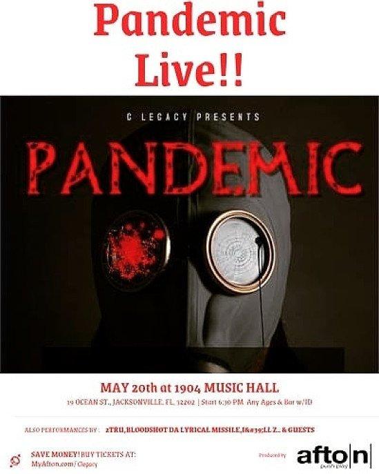 Pandemic live!!
