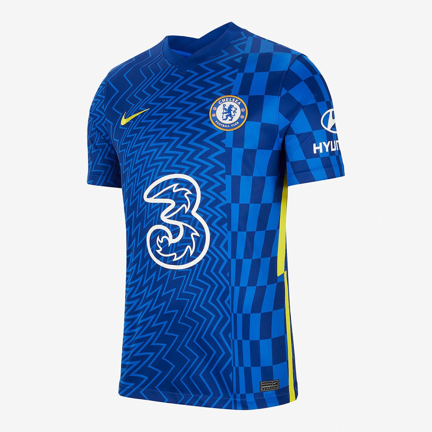 WIN the Chelsea FC Home Shirt 2021-22