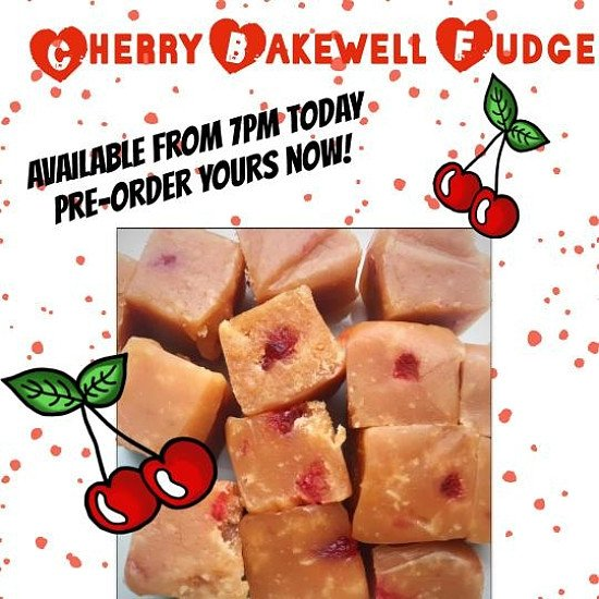 New Fudge flavour launched !