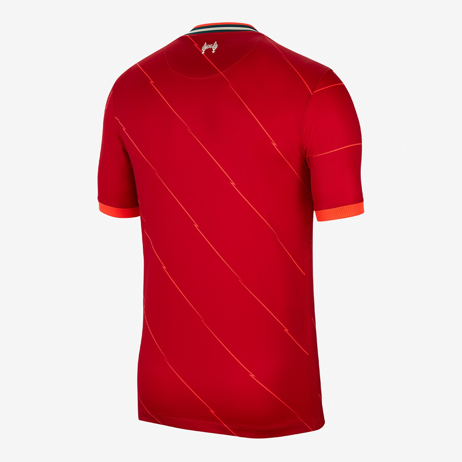 WIN the Liverpool FC Home Shirt 2021-22