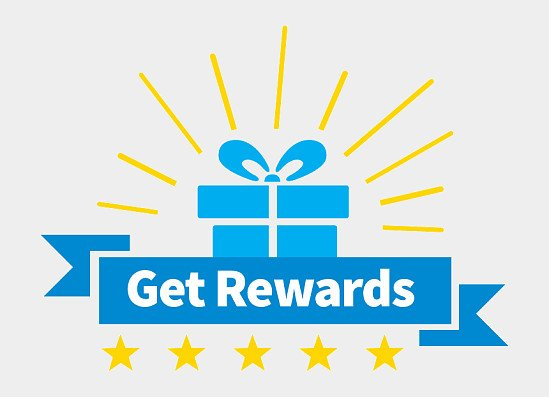 Earn rewards while shopping online