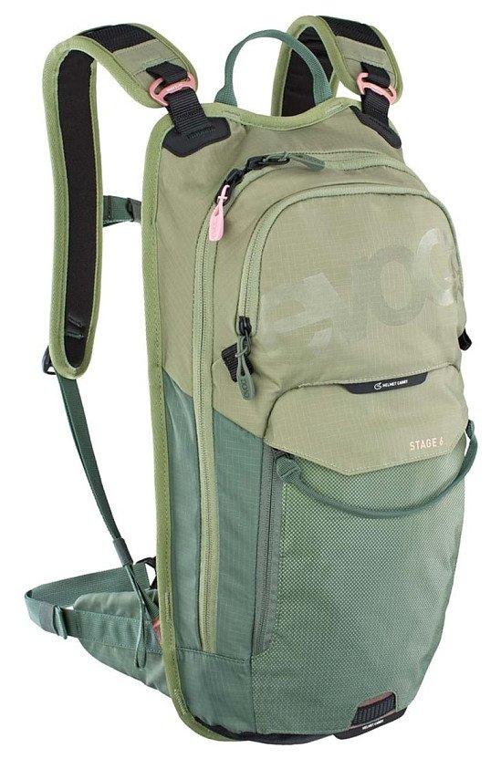 GET 10% OFF - Evoc Stage Hydration Backpack 6L Light Olive/Olive!