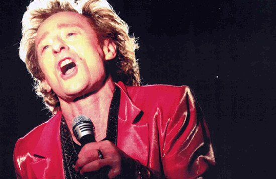 Rod Stewart Tribute Live in Liverpool - £89.00pp!
