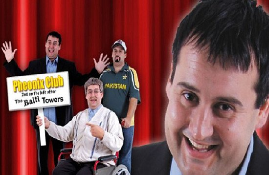 Peter Kay Tribute Live in Liverpool - 2 Days £89.00pp!