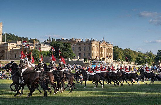 Chatsworth Country Fair - 2 Days from just £129 pp!