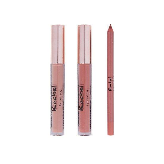 SALE - Makeup Revolution X Friends Rachel Lip Set!