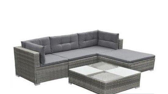 Garden furniture Grey