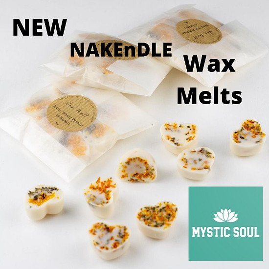 New NAKEnDLE Wax Melts in stock