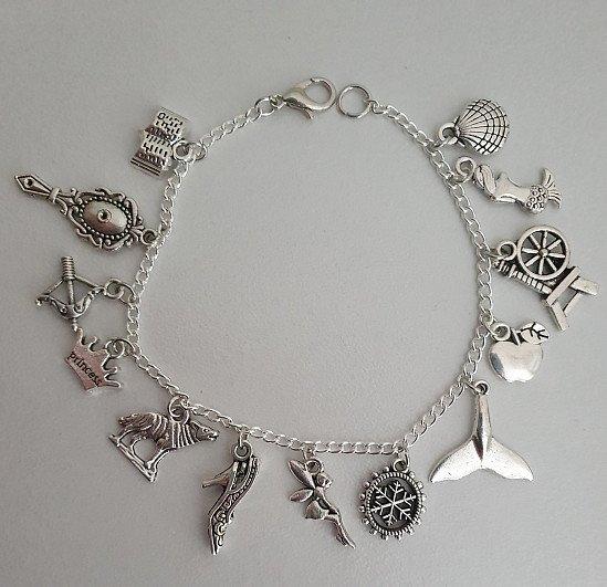 Fairytale Themed Bracelet