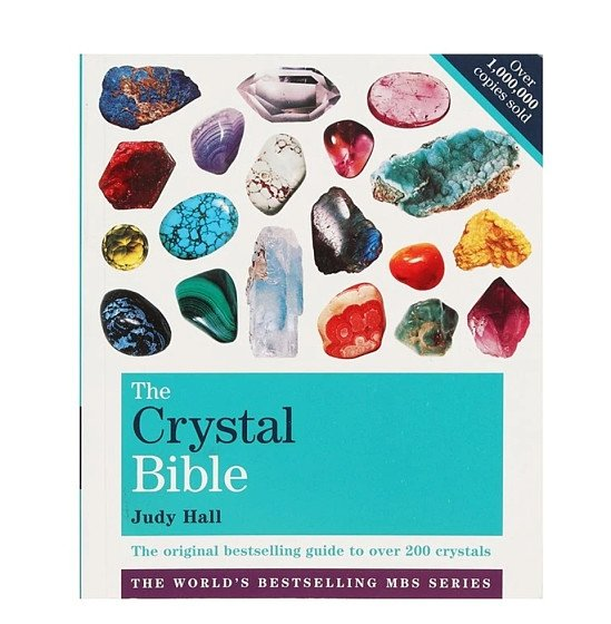 THE CRYSTAL BIBLE VOLUME 1 - 3