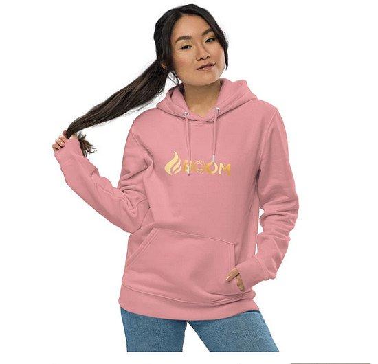 BOOM Women's Essential Eco Hoodie