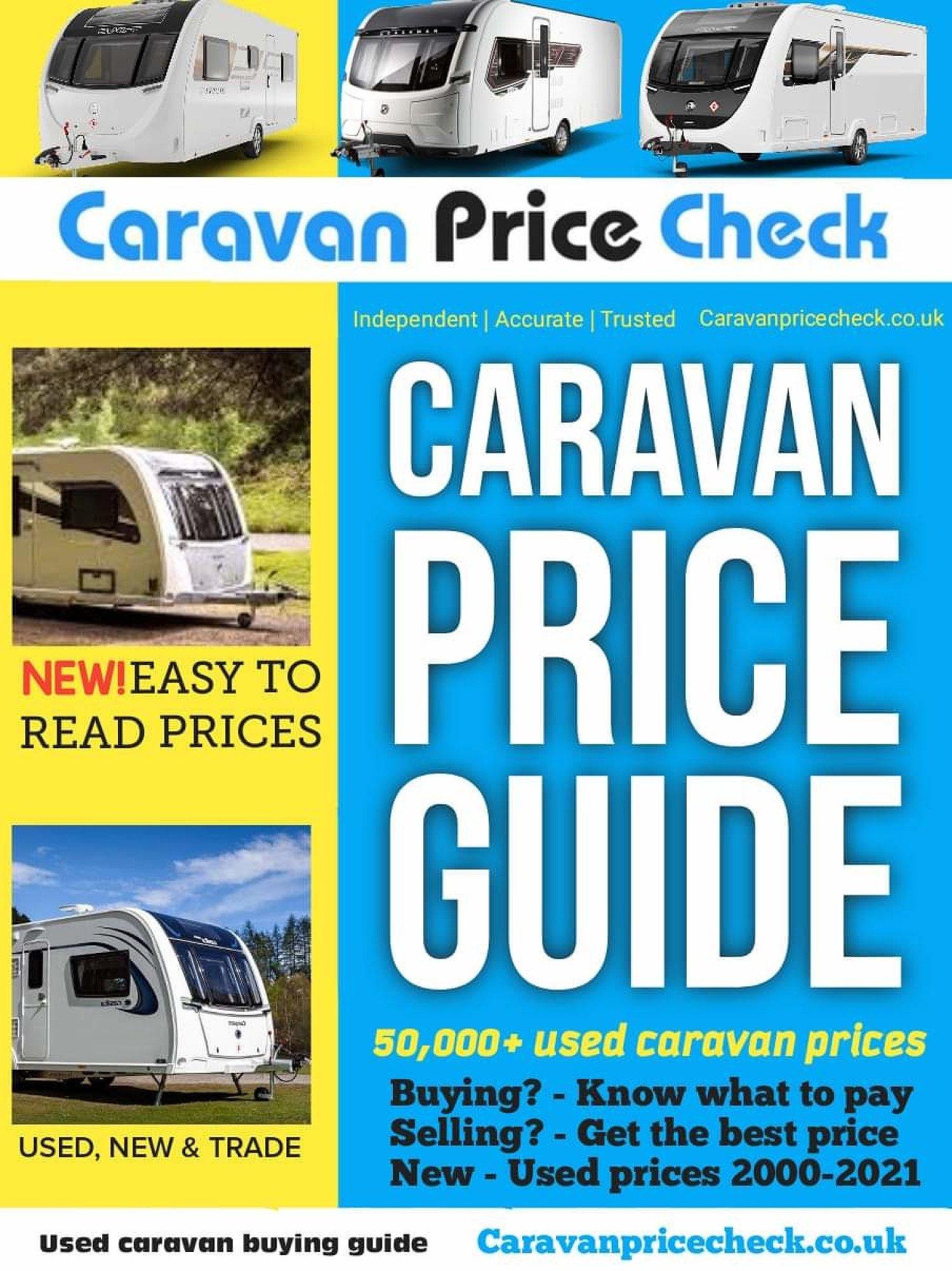 The Brand new Caravan Price Guide