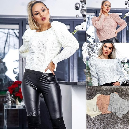 Nikah Puff Sleeve Top Only £20