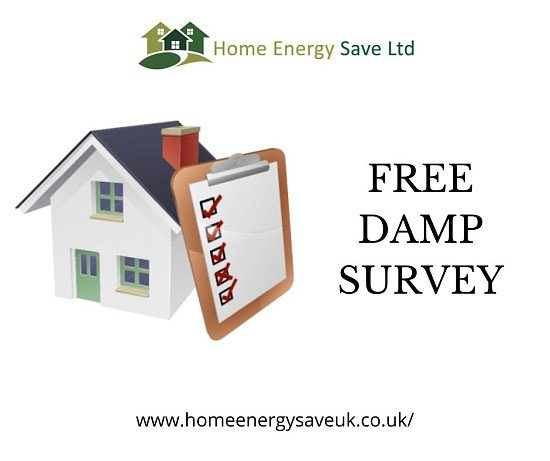Get Your FREE damp survey now!