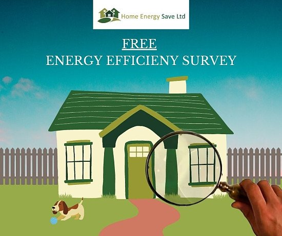 Save up to 35% on your fuel bills without breaking the bank with a Energy Efficiency Survey